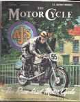 MOTOR CYCLE - MOTORCYCLE MAGAZINE - 16TH JUNE 1955 - M1220